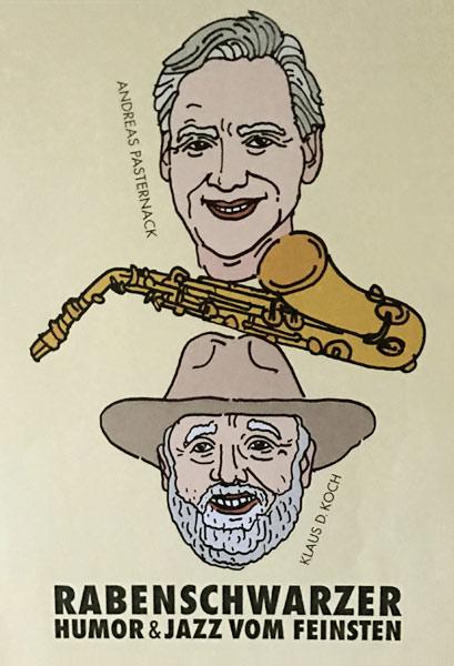 Rabenschwarzer Humor und Jazz vom Feinsten